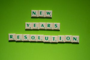 New Year… new resolutions?